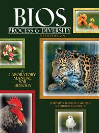 bios process and diversity a laboratory manual for biology
