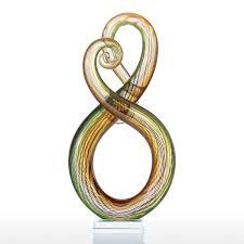 Home Sculptures Online Get Cheap Sculptures Glass Abstract Aliexpress Com