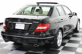 mercedes models 2014 2014 used mercedes c class certified c300 4matic luxury model
