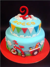 cool and easy boys birthday cakes ideas