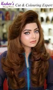kashee u0027s kashee u0027s glamorous hair styling pinterest hair
