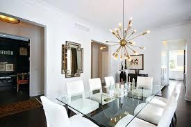 Brass Dining Room Chandelier Brass Dining Room Chandelier Dining Room With Brass Sputnik