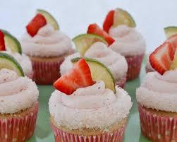 strawberry margarita beki cook u0027s cake blog strawberry margarita cupcakes recipe