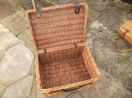 Picnic Basket Set For 2 Picnic Basket Ideal For Xmas Hamper In Henleaze Bristol Gumtree