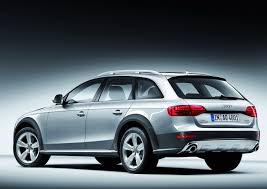 2010 Audi Wagon New 2010 Audi A4 Allroad Quattro Officially Revealed Details And