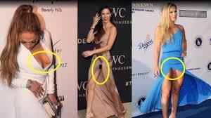 photos celebrity wardrobe malfunctions abc news top 10 celebrity wardrobe malfunctions 2017 rn entertainment to