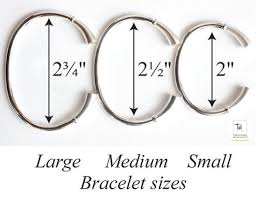 best size bracelet images Size chart treasured memories jpg