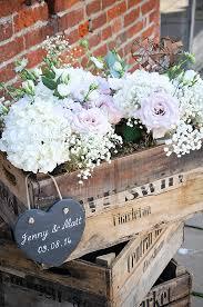 packington moor wedding flowers u2013 country jugs tree slices