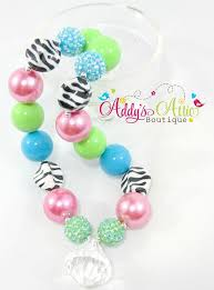 Childrens Necklaces 53 Best Kids Jewellery Images On Pinterest Chunky Beads Chunky