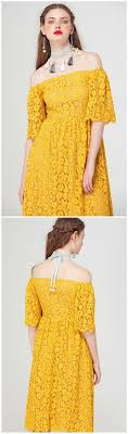 yellow dress for wedding the 25 best yellow wedding guest dresses ideas on