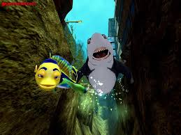 shark tale u2022 windows games u2022 downloads iso zone