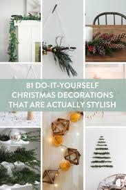 stylish christmas decor mega roundup 81 diy ideas for the