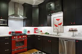 kitchen backsplash ideas black cabinets 25 black kitchen ideas