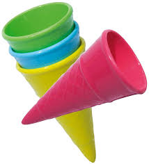 amazon com spielstabil ice cream cone perfect for sand play or