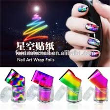metallic nail foil wraps 87 colors decorative nail wrap foil sticker colorful metallic