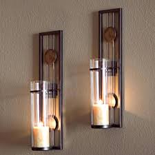 Outdoor Candle Wall Sconces Metal Wall Sconces Uttermost Bronze Candle Wall Sconce Hand Forged