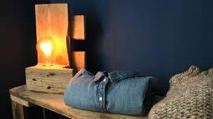 Wohnzimmerlampe Bauen Stehlampe Aus Holz Selber Bauen Simple Lampe Mit Sockel Aus Beton