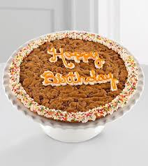mrs fields cookie cakes mrs fields happy birthday big cookie cake gift basket delivery