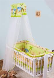 Swinging Crib Bedding Baby Crib Bedding 2 4 5 6 Or 8 Set With Pillow Duvet