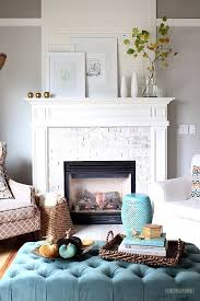 Mantel Ideas For Fireplace by 20 Living Room With Fireplace That Will Warm You All Winter