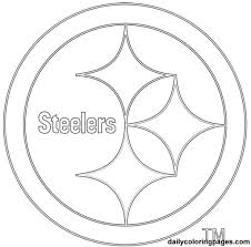 new england patriots logo coloring page free printable coloring