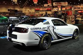 fastest mustang cobra 2012 ford mustang cobra jet turbo concept motor