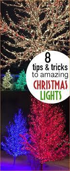how to hang lights on a christmas tree tips and tricks to hanging christmas lights outdoor christmas