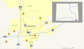 Wyoming Road Map Wyoming Highway 221 Wikipedia