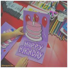How To Make Punch Cards - birthday cards new how to make a birthday card out of