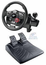 joystick volante volante logitech driving gt feedback pc e