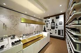 home interiors shop contemporary retail store interior design aesop australia retail