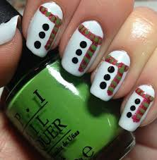 the 25 best simple christmas nails ideas on pinterest xmas
