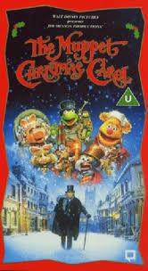 the muppet carol 1993 disney vhs 1992 michael