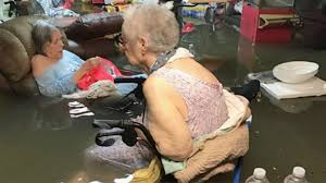 Home by Hurricane Harvey Floods Texas Nursing Home Residents Saved