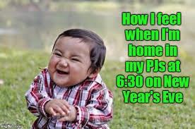 New Years Eve Meme - evil toddler meme imgflip