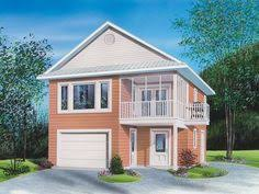 One Car Garage Apartment Plans 006g 0171 2 Car Garage Apartment Plan With Storm Shelter Garage