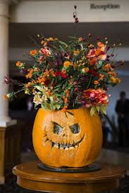 halloween and autumn themed wedding rock n roll bride
