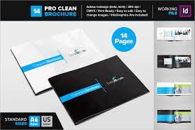 cleaning brochure templates free brochure layout template 23 free psd ai vector eps format