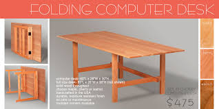 wooden folding collapsible u0026 live edge furniture made in vt