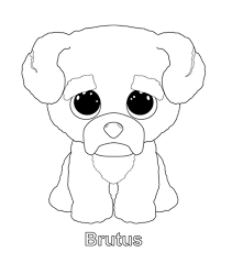 brutus coloring page diy arts and crafts pinterest beanie