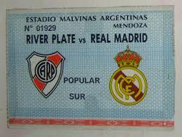 En España reflotan el posible duelo entre River y Real Madr