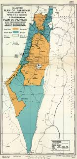 middle east map united nations united nations partition plan for palestine