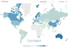 T Mobile Usa Coverage Map by South Korea Has The Best Mobile Data Signal Usa Isn U0027t Even Among