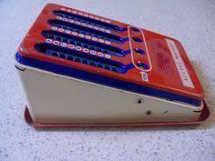 vintage wolverine toy adding machine calculator ebay old games