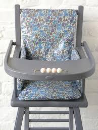 coussin chaise haute bebe nouveauté demeure des anges coussin de chaise haute chaises