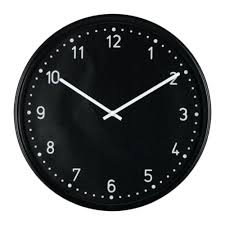 target black friday 2017 walmart wall clock black skeleton wall clock with large silver numbers