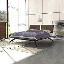 Modern Bed Frame Modern Bed Frames Contemporary Bedroom Bed Frames At Lumens