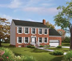 brick colonial house plans tidewater colonial home plan 001d 0009 house plans and more