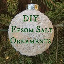 acres farm easy diy epsom salt ornament