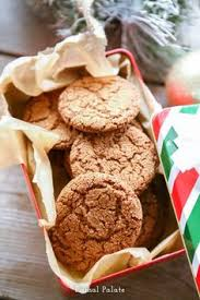 gingersnap cookies recipe christmas cookies paleo and grain free